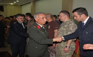 Urfa'da Şehit Polis İçin Taziye Açıldı
