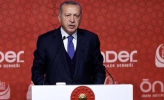 Başkan Erdoğan'dan ilk açıklama
