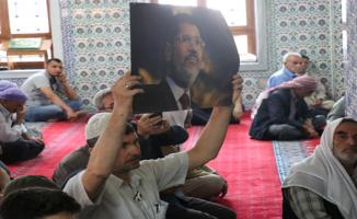 Şanlıurfa'da Mursi İçin Kılınan Gıyabi Cenaze Namazına Binler Katıldı