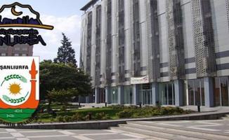 Şanlıurfa Büyükşehir Belediye'sinde Görev Değişikliği