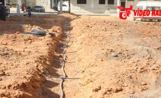 Eyyübiye Belediyesi Asya Mahallesinde 3 Park Yapımına Başladı.