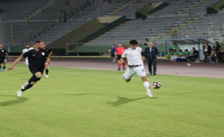 Şanlıurfaspor 0-5 Sancaktepe Futbol Kulübü