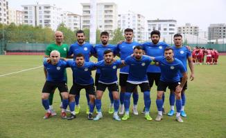Sultanbeyli Belediyespor: 1 - Karaköprü Belediyespor'umuz: 1