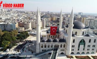 11 Nisan Kurtuluş Camisi Dualarla İbadete Açıldı