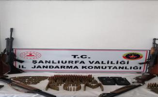Şanlıurfa'da 'silah kaçakçılığı' operasyonu: 5 gözaltı