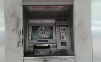 Urfa'da ATM'ler kırıldı