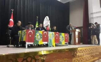 Şanlıurfaspor'da Nihat Çakır yeni başkan seçildi