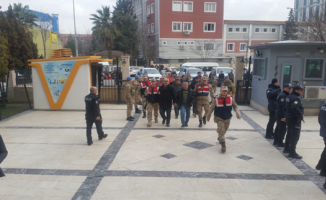 Urfa'da terör operasyonu, 14 tutuklama