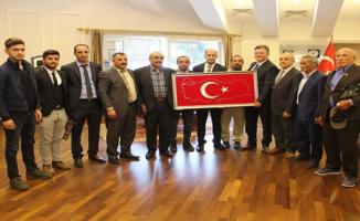 Başkan Yavuz'dan Türk Polis Teşkilatı'nın 175.Yılı Mesajı