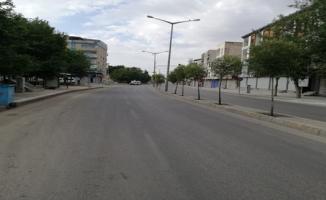 Şanlıurfa'da ramazan bayramın  son gününde sessizlik