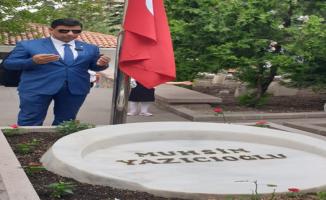 ANAVATAN Şanlıurfa il Başkanı Aslan, Çelebi'yi ziyaret etti