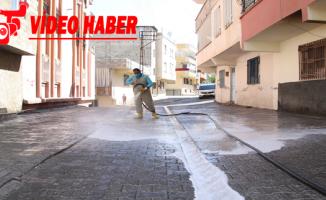 Haliliye'de 'Temizlik İşleri' Durmak Bilmiyor