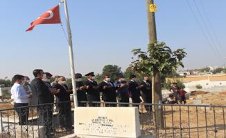 19 Eylül Gaziler Günü, Akçakale de düzenlenen törenle kutlandı.
