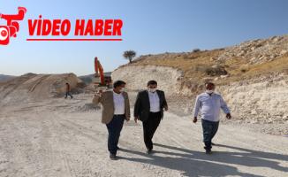 Başkan Canpolat Sahada: Durmak Yok Yola Devam