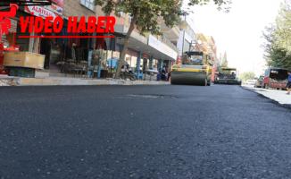 Büyükşehir Bostancılar Caddesini Asfaltla Buluşturdu
