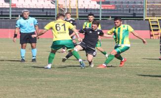 Karaköprü Osmaniyespor'u 1-0 mağlup ederek tur atladı