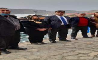 Anavatan Halfeti ilçe kongresi yapıldı