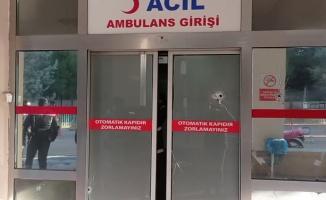 Şanlıurfa'da acil serviste silahlı kavga