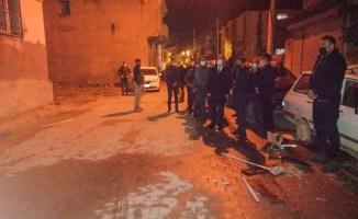 Suruç'ta Tüp patlaması sonucu uzman çavuş ve oğlu hayatını kaybetti
