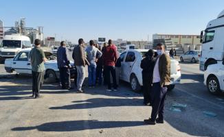 Akçakale yolunda kaza: 6 yaralı