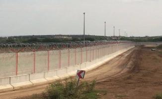 Ceylanpınar sınırda çok sayıda patlayıcı ile 3 terörist yakalandı