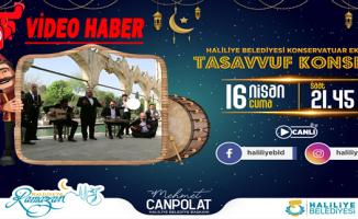 Haliliye Belediyesi etkinlikleri dijitala taşıdı