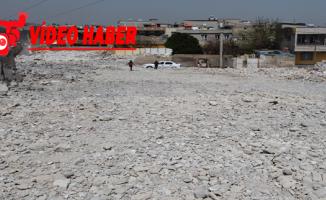Osmanlı mahallesindeki yol çalışmaları sürüyor