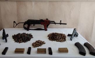 Siverek'te silah kaçakçıların operasyon