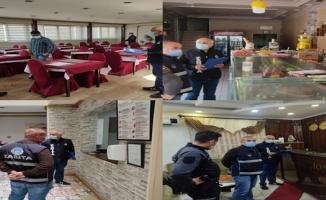 Urfa'da 480 Kişiye sokağa çıkma kısıtlaması ihlalinden ceza yazıldı