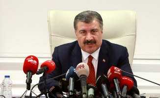 Sağlık Bakanı Koca haftalık vaka sayısını açıkladı