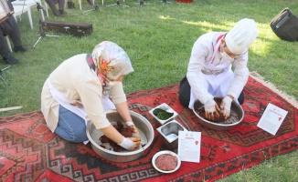 Şanlıurfa'nın yöresel yemekler tanıtıldı