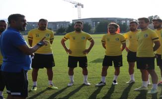 Şanlıurfaspor'da Başarılı Kamp Dönemi