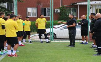 Şanlıurfaspor'da İlk Etap Kamp Dönemi Tamamlandı