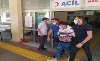 Şanlıurfa'da öğrencileri gasp eden zanlı yakalandı