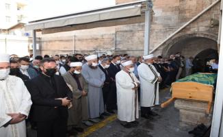 15 Temmuz gazisi Urfa'da son yolculuğuna uğurlandı
