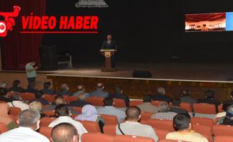 Hacı Bektaş Veli Şanlıurfa'da Anıldı