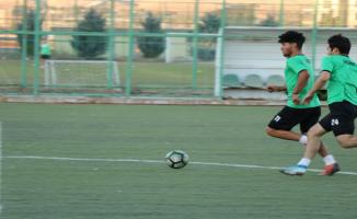 Şanlıurfaspor U18 Ligine Hazırlanıyor