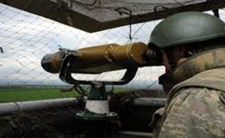 Urfa sınırda  5 teröristi etkisiz hale getirdi