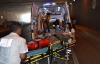 Abide tünelinde trafik kazası, 2 yaralı