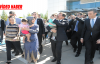 Başbakan rehinelerle  Ankara'ya hareket etti
