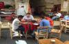 Gençlik merkezinden 'Kıraathaneler Aslına Dönüyor' projesi
