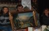 Küçük, Avşar'a Urfa tablosu hediye etti