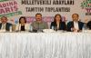 HDP Aday Tanıtım Toplantısı Gerçekleşti