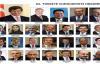 İşte 62. Hükümet'in yeni bakanları