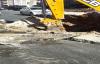 Karaköprü'de yeni asfalta iş makineleri tekrar girdi