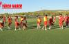 Karaköprü'lü Futbolculara Taraftardan Moral Ziyareti