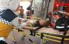Küçük çocuğun talihsiz kazası