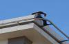 Maaşını almayınca çatı katında intihara kalkıştı