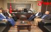 Milletvekili Fakıbaba, Başkan Demirkol'u Makamında Ziyaret Etti