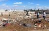 Öğrenciler Çöplerin Arasından Okula Gidiyor